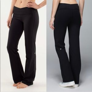 Lululemon Astro Pant in Black | Size 6
